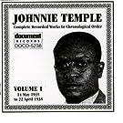 Johnnie Temple Vol. 1 1935-1938