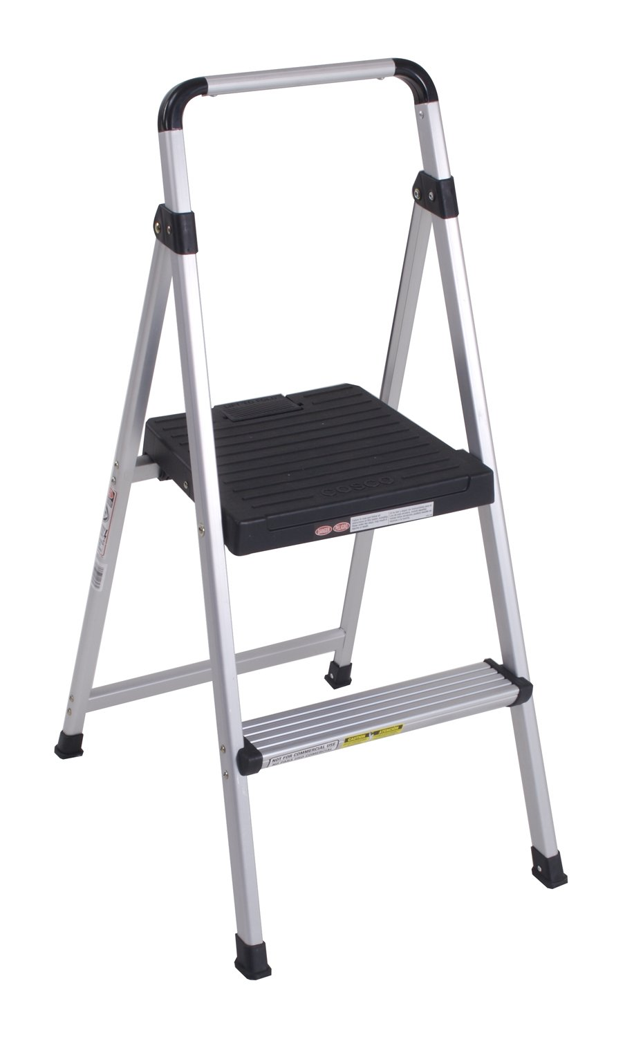 Cosco 11 628abk4 Lite Solutions Aluminum Frame Step Ladder