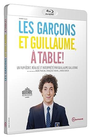 Les gar ons et guillaume table c sar 2014 du - Film les garcons et guillaume a table streaming ...