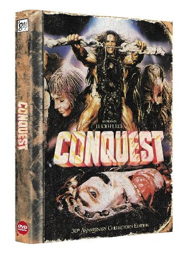 Conquest (30th Anniversary Limited Collector's Edition) (Uncut) (+ Audio CD) [2 DVDs]