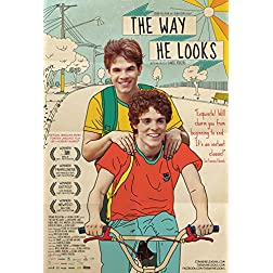 The Way He Looks [Blu-ray]