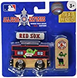 MLB Boston Red Sox Wood Train - Caboose