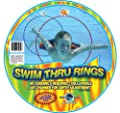 Water Sports Swim Thru Rings (3 pack)