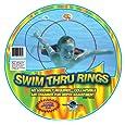 Water Sports Swim Thru Rings (3 pack)