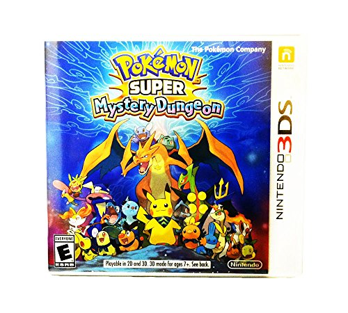Pokemon Super Mystery Dungeon - Nintendo 3DS Standard Edition