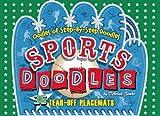 Sports Doodles Placemats (1609053613) by Zemke, Deborah