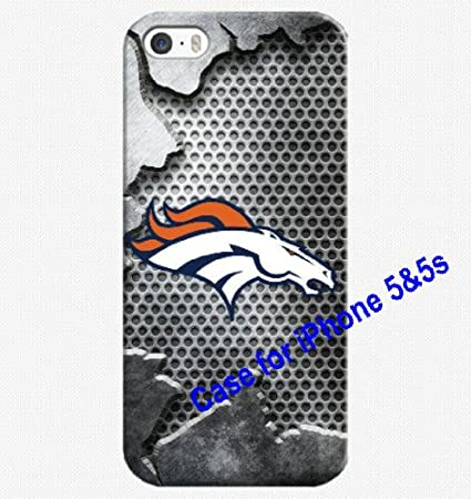 Broncos Iphone 5s Case Iphone 5/5s Hard Case Nfl