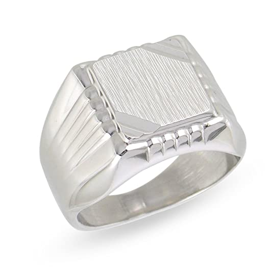 Tous mes bijoux Men 925 Sterling Silver Silver Rings