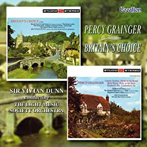 Percy Grainger/Britains Choice