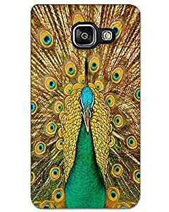 Samsung Galaxy A3 2016 Back Cover Designer Hard Case Printed Cover