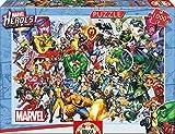 Educa 15193 - Puzzle - Marvel Helden, 1000-Teilig