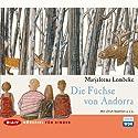 Die Füchse von Andorra Hörspiel von Marjaleena Lembcke Gesprochen von: Ulrich Noethen