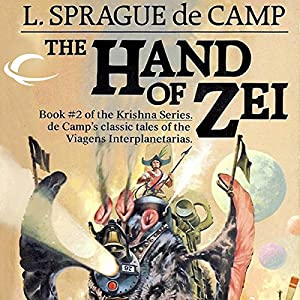 The Hand of Zei Audiobook