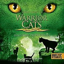 Blausterns Prophezeiung (Warrior Cats: Special Adventure 2) Hörbuch von Erin Hunter Gesprochen von: Marian Funk