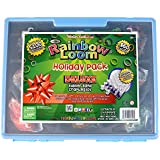 Official Rainbow Loom HOLIDAY DELUXE Rubber Band Crafting Kit EXCLUSIVE