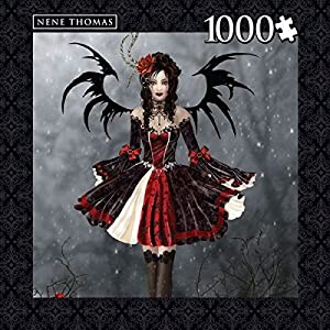 Amazon.com: Gothic Princess Artist Nene Thomas 1000 Piece Jigsaw