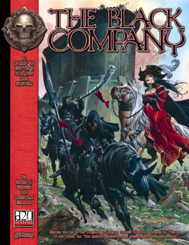 Mythic Vistas: The Black Company Campaign Setting