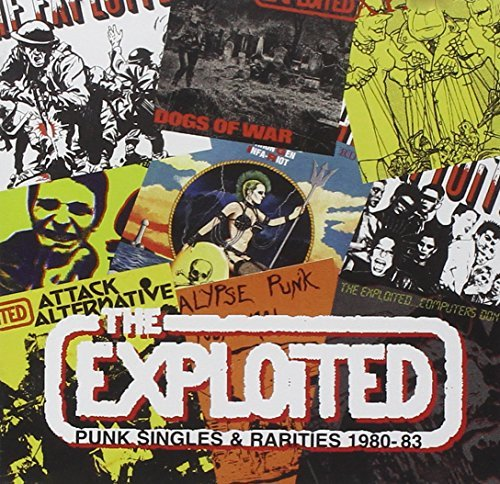 Punk Singles & Rarities by EXPLOITED (2001-04-03)