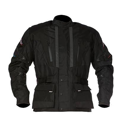 Nouvelle RST Tour Master 1326 Textile veste de moto noire