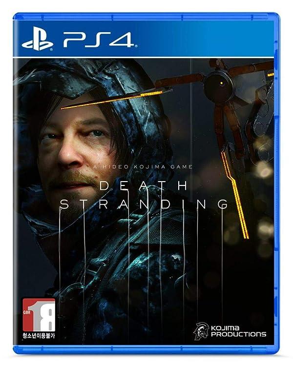 Death Stranding Korean Edition - PlayStation4