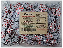 Yankee Traders Brand Maple Taffy Kisses, 2 Pound