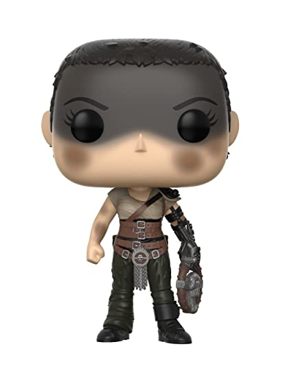 Figurine Pop - Mad Max Fury Road - Furiosa