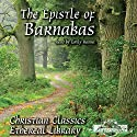 The Epistle of Barnabas Audiobook by  The Epistle of Barnabas Narrated by Emily Hanna