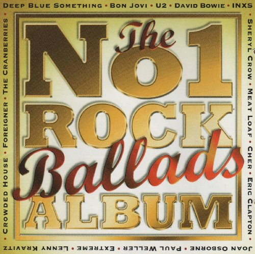 Bon Jovi - The No. 1 Rock Ballads Album - Zortam Music