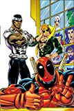 img - for Luke Cage, Iron Fist & The Heroes For Hire Vol. 2 book / textbook / text book