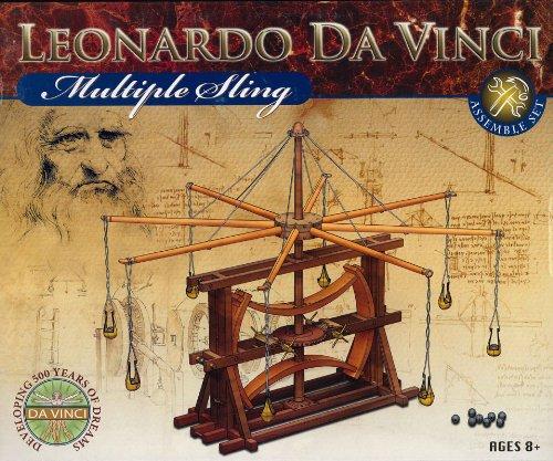 レオナルド・ダ・ヴィンチシリーズ 第3弾 マルチプル スリング (DV017)