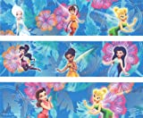 Disney Tinkerbell Fairy Friends Designer Prints ~ Edible Image Cake / Cupcake Topper!!!