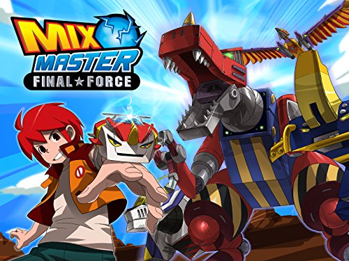 Mix Master: Final Force on Amazon Prime Video UK