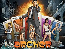 Archer Season 1