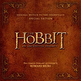 The Hobbit: An Unexpected Journey Original Motion Picture Soundtrack (Deluxe Edition)