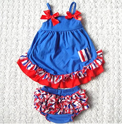 Baby Girls Outfit Toddlers Flower Dress Photography Prop Costume Set EZ83
