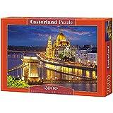 Castorland Budapest View at Dusk Jigsaw (2000-Piece)