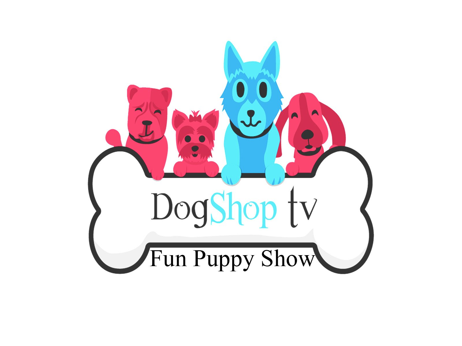 Dog Shop TV: Fun Puppy Show