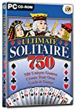 Ultimate Solitaire 750 (PC CD)