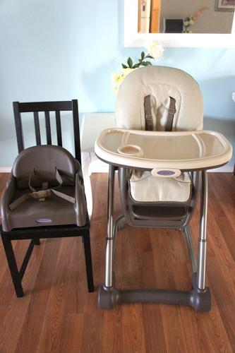 modern high chair