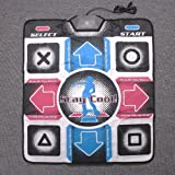 SODIAL(R) USB Non-Slip Dancing Pads Step Dance Games Mat Mats for PC