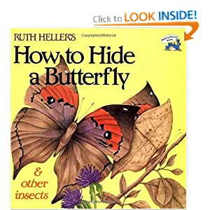 How to Hide a Butterfly and Other Insects (Reading Railroad)
