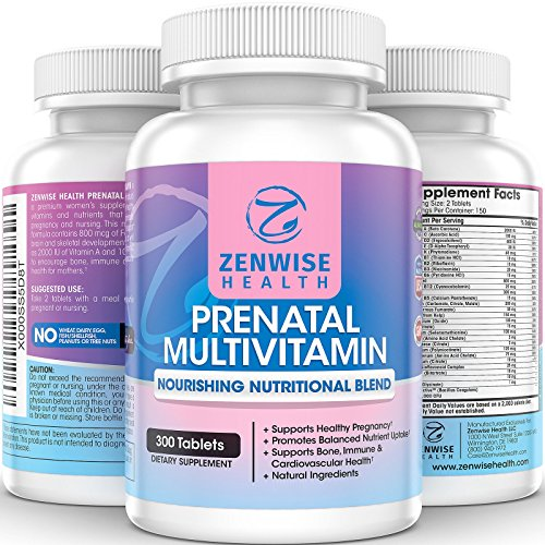 Prenatal-Vitamins-Multivitamin-With-Folic-Acid-Probiotics-Biotin-and-Vitamin-A-C-Optimal-Womens-Supplement-for-Healthy-Pregnancy-Brain-Bone-Immune-Heart-Support-300-Count-Tablets