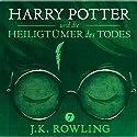 Harry Potter und die Heiligtümer des Todes (Harry Potter 7) Hörbuch von J.K. Rowling Gesprochen von: Felix von Manteuffel
