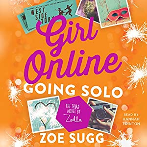 Girl Online: Going Solo Hörbuch