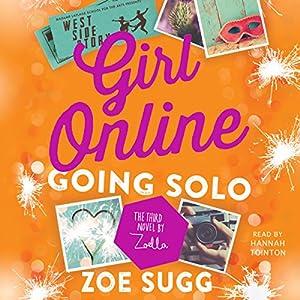 Girl Online: Going Solo Audiobook