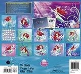 2014 The Little Mermaid Wall Calendar