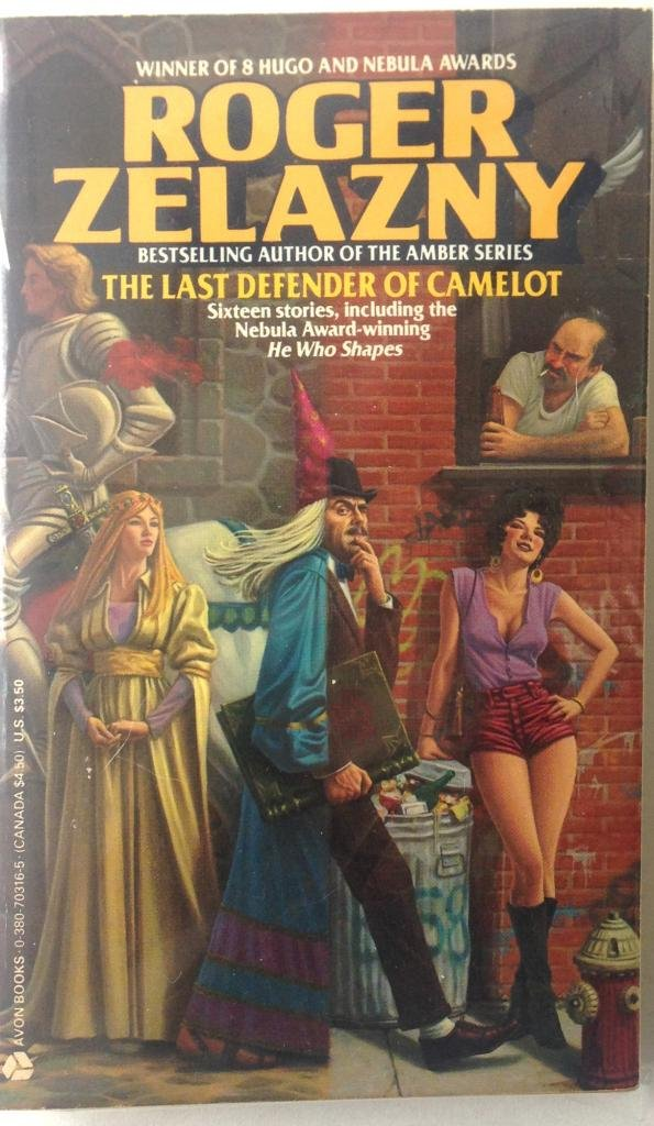 The Last Defender of Camelot, Zelazny, Roger