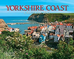 Yorkshire Coast Small Wall Calendar 2015