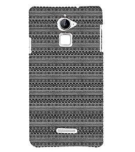 Black Janda Tribal Indian 3D Hard Polycarbonate Designer Back Case Cover for Coolpad Note 3 Lite