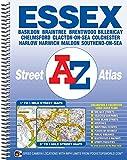 Essex County Atlas (A-Z Street Atlas)